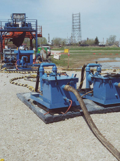 Degassing services