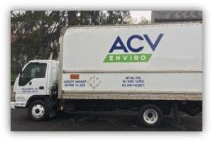 ACV Enviro box truck